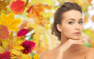 Autumn Skincare Blog - Changing Skin: 6 Tips to Update Your Skincare for Fall